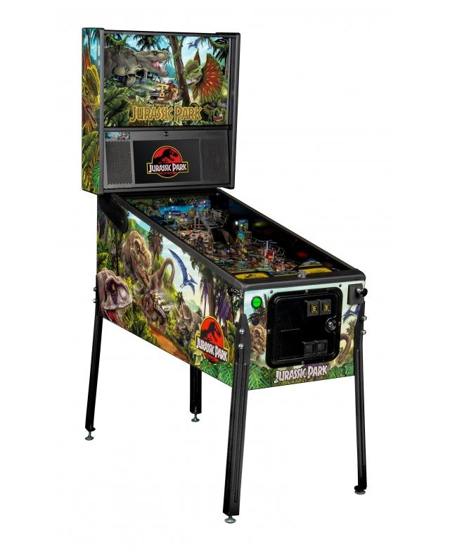 Flipper Jurassic Park Pro
