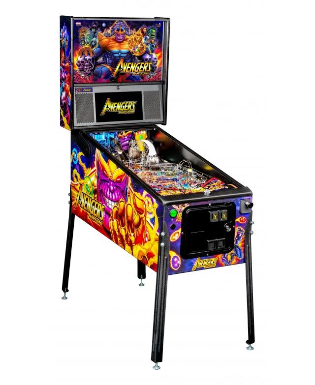 Flipper Avengers: Infinity Quest Premium