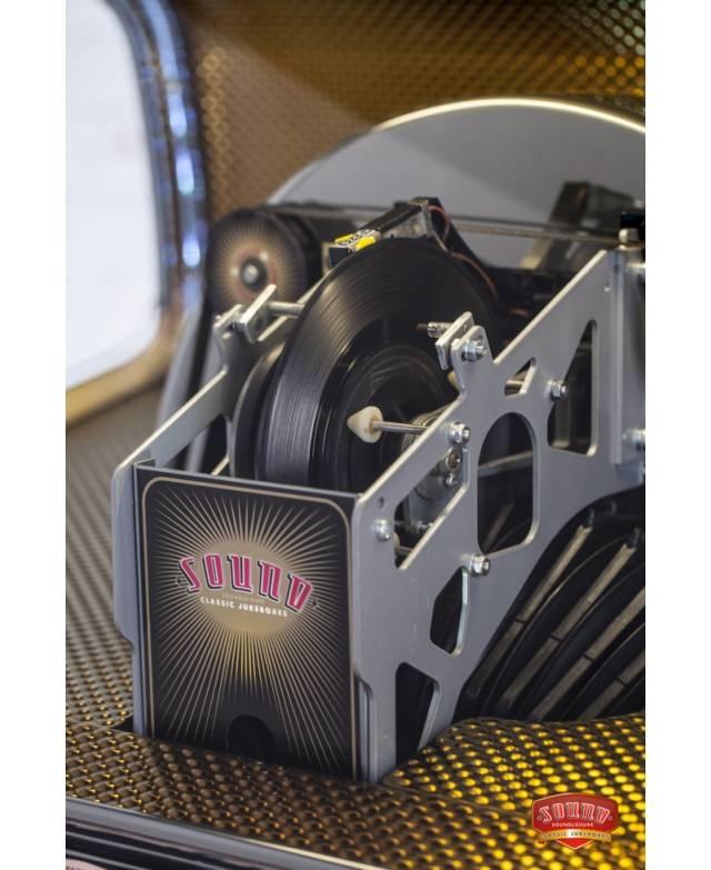 Location jukebox à vinyle