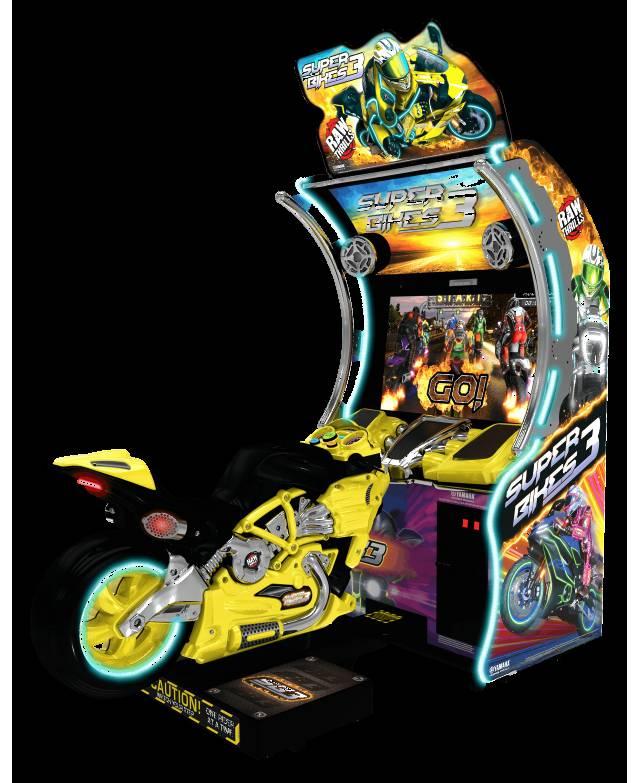 Location simulateur de moto