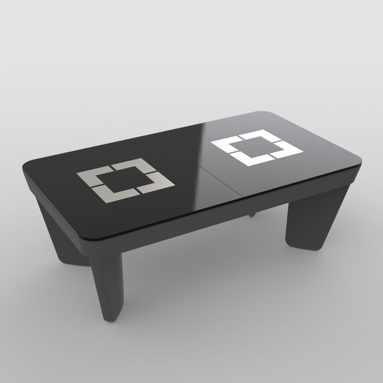 Plateaux table décor 2 parties n3