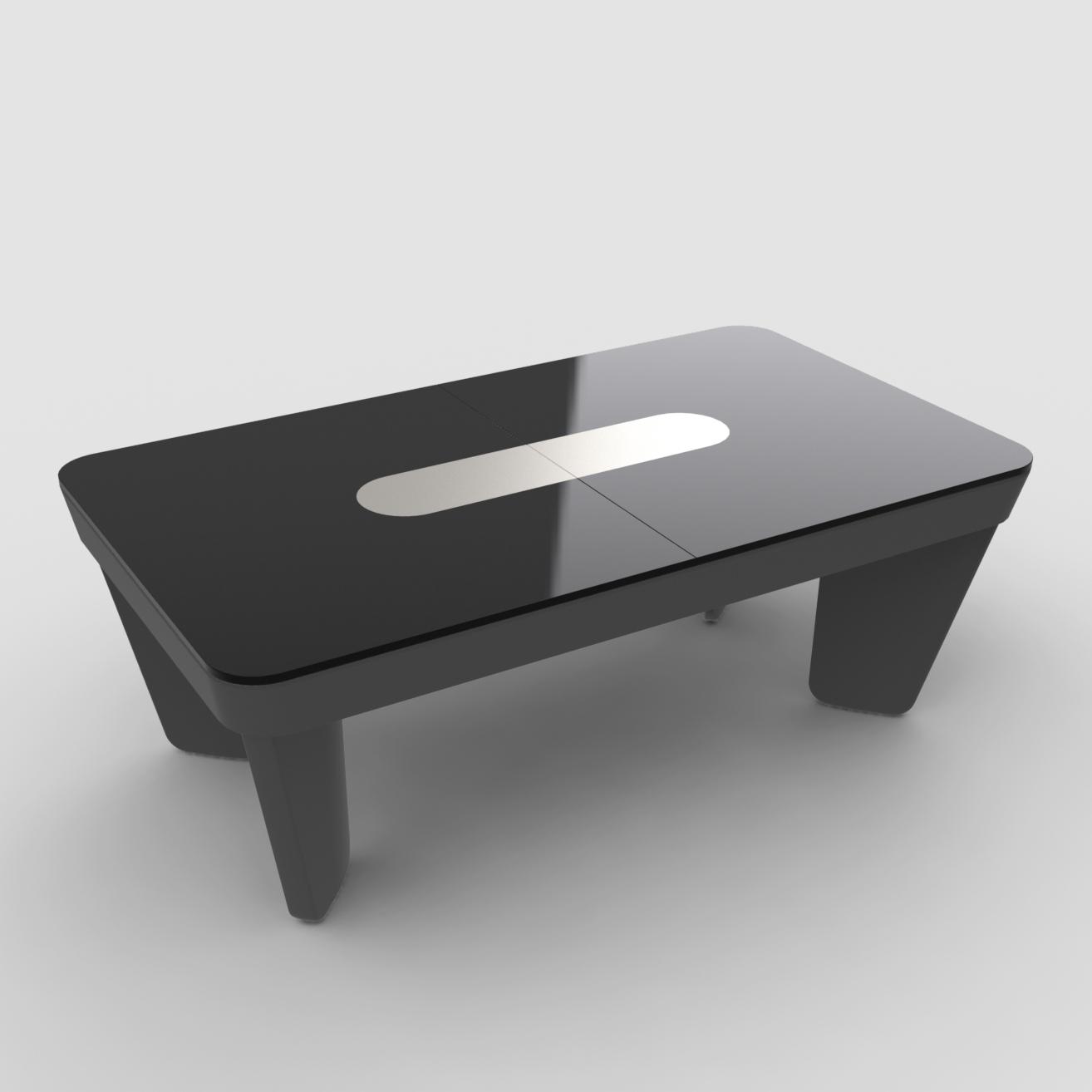 Plateaux table 2 parties décor n4