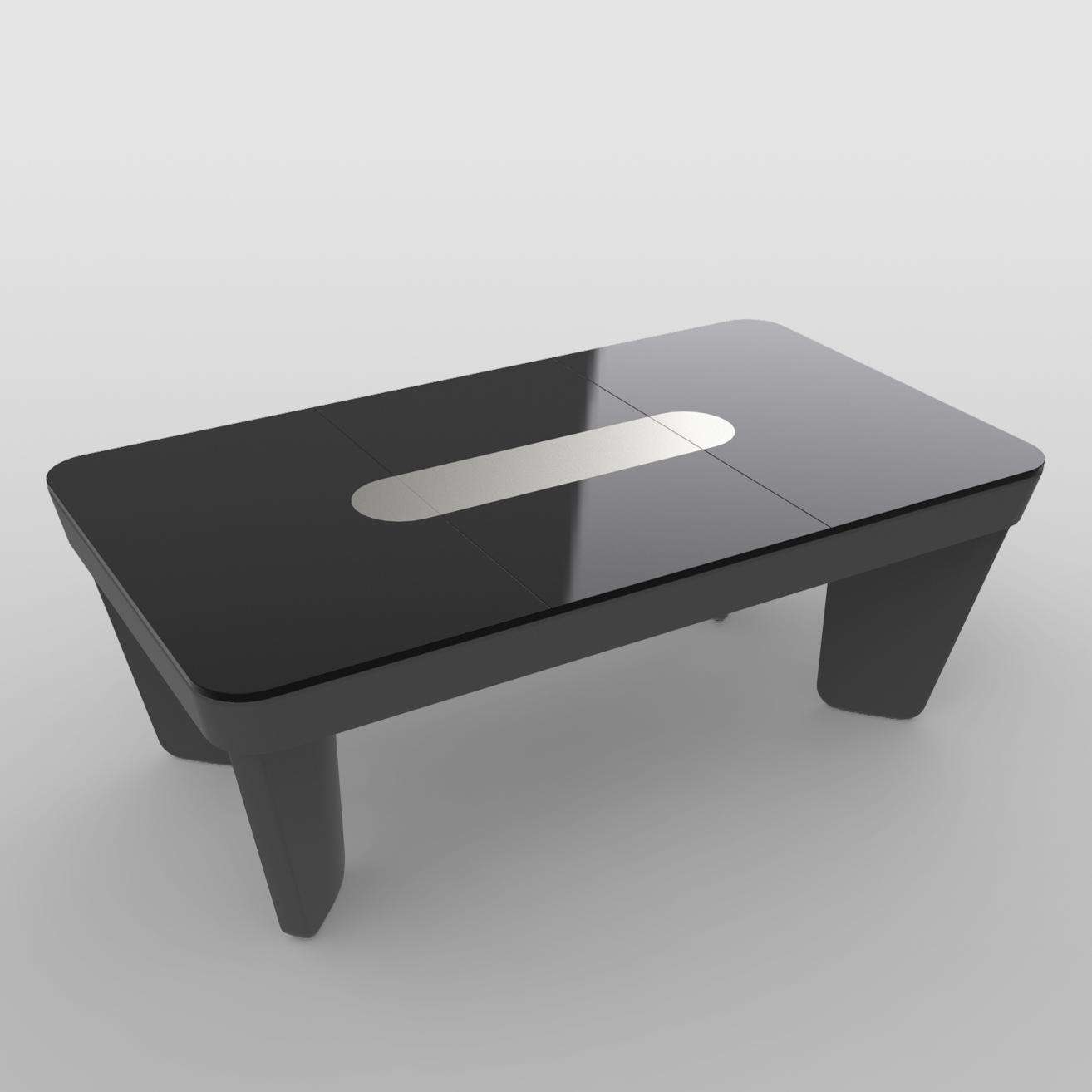 Plateaux table 3 parties décor n4