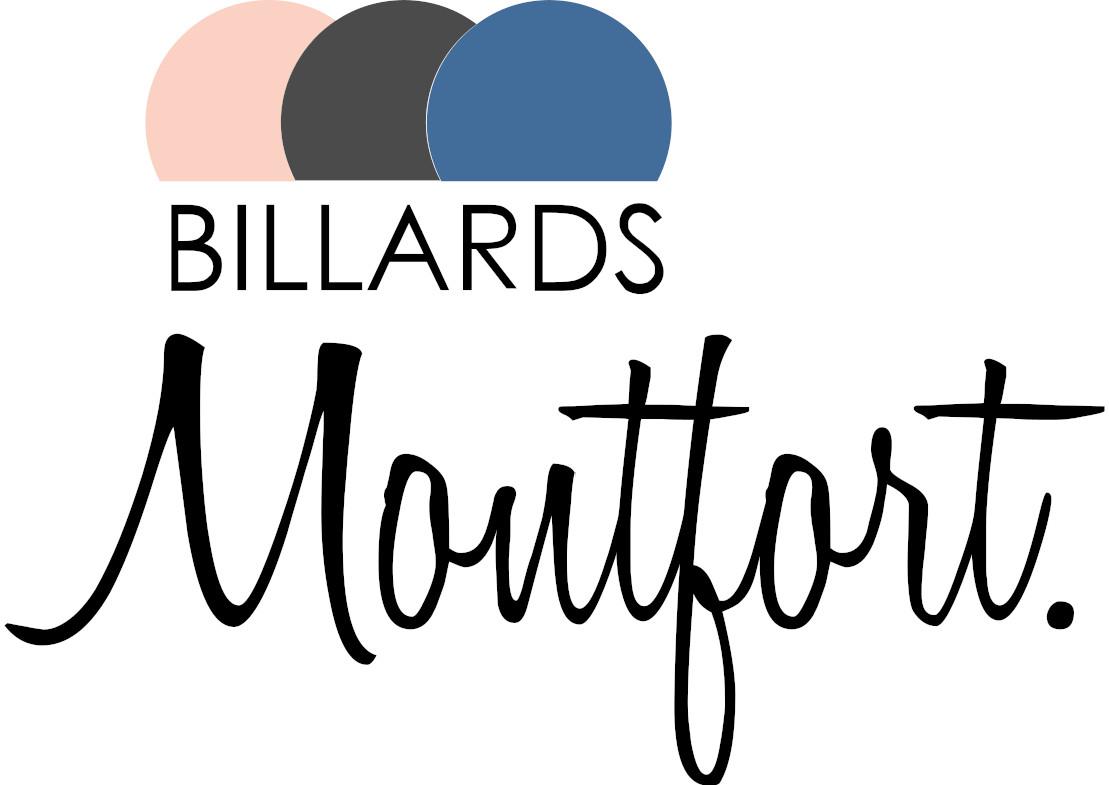 Logo billards Montfort